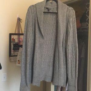 A.N.A grey cardigan